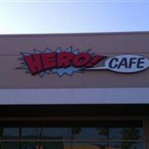 Japan Brought Maid Cafes And Now Irvine Brings…Hero Cafe