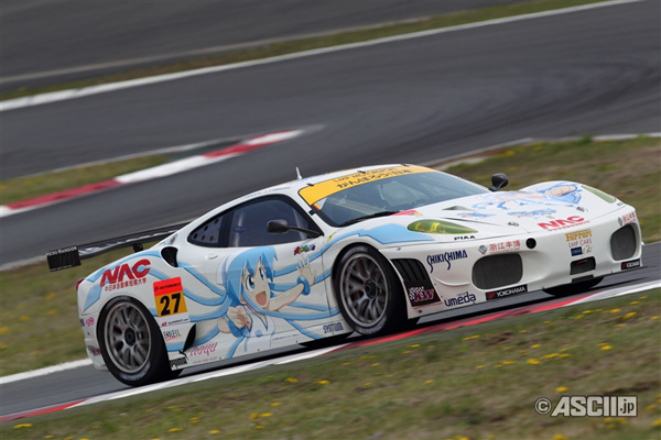 Super Gt Racing Cars With Anime Flair Nerd Reactor