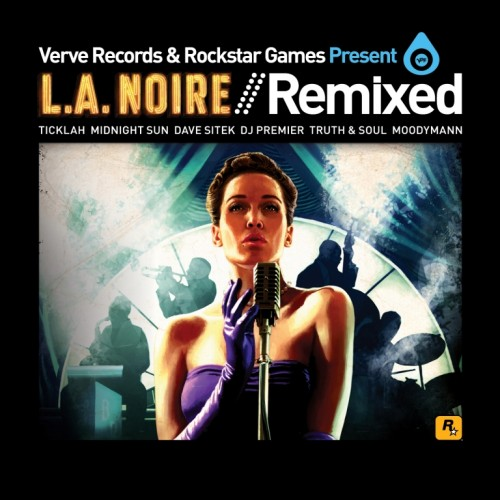 L.A. Noire Remix and Soundtrack Brings the 1940s to You