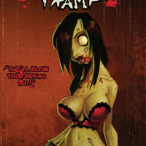 Comic Spotlight: 'Zombie Tramp' – I'd Let Her Bite Me Any Day