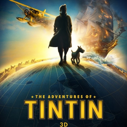 The Adventures of Tintin Teaser Trailer Debut