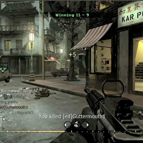 6,000 Modern Warfare 3 Copies Stolen