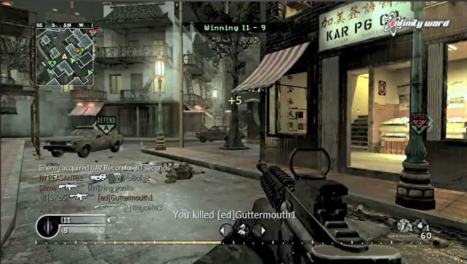 6 000 Modern Warfare 3 Copies Stolen Nerd Reactor