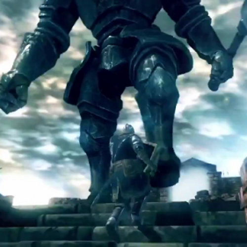 Latest Dark Souls Trailer Includes Controller-Throwing Gameplay
