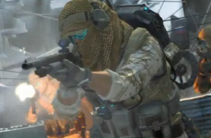 ghost recon online soldier