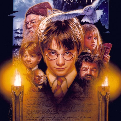 J.K. Rowling to work on Harry Potter spin-off movie