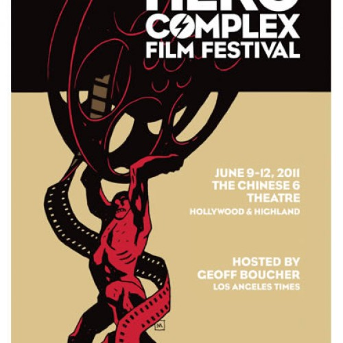 The Los Angeles Times: HERO COMPLEX FILM FESTIVAL