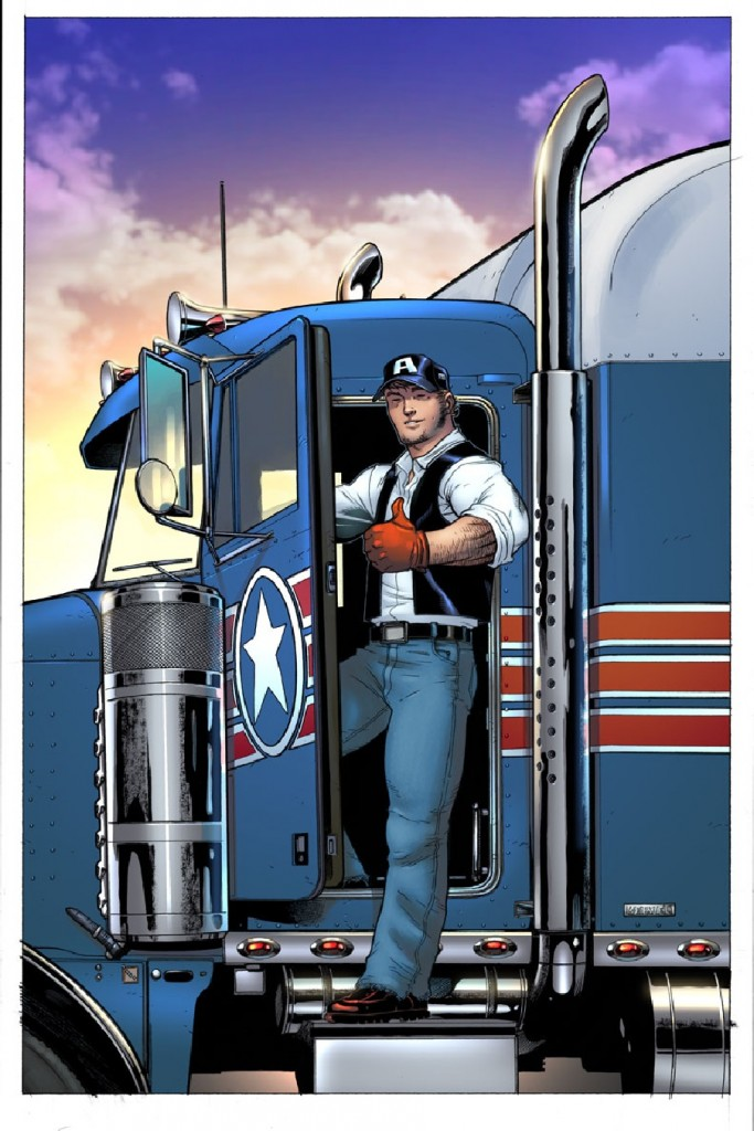 Marvel releases 18 'I am Captain America' Variant Covers ...