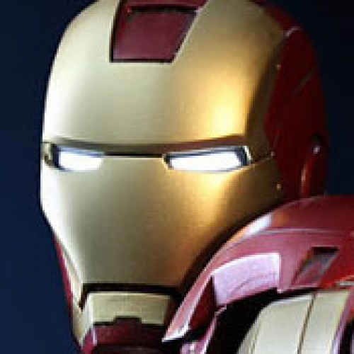 Los Angeles Gallery to Display Iron Man Armor