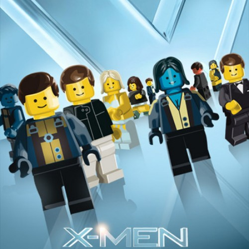 Cool LEGO-ized Versions of This Summer's Movie Posters