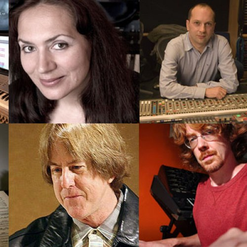 See Your Favorite Video Game Composers at Q&A and CD Signing Event