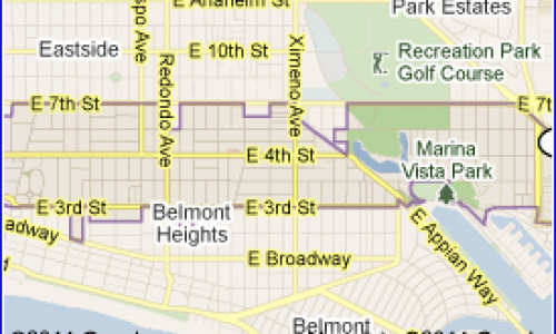 Google Adds Outlines in Maps One Box for Zip Codes and Cities