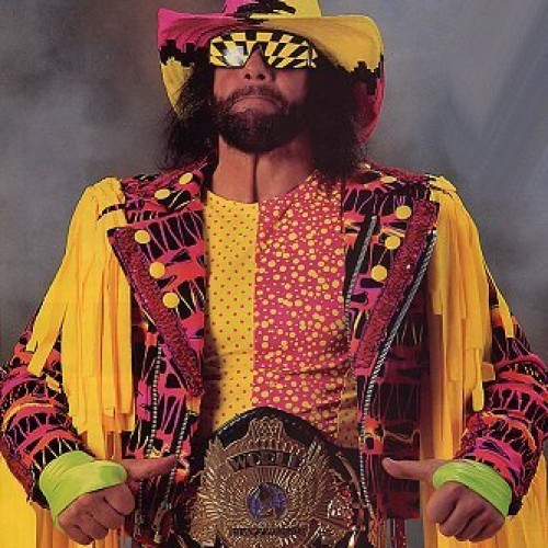 The Macho Man Passes Away