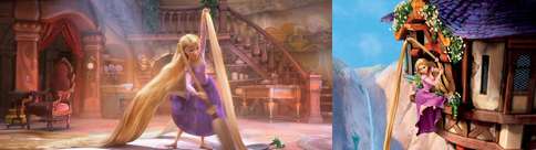 Behind The Scenes Of Disney S Tangled At The Gnomon School Of Visual Effects Nerd Reactor