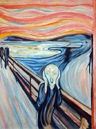 the cry by munch