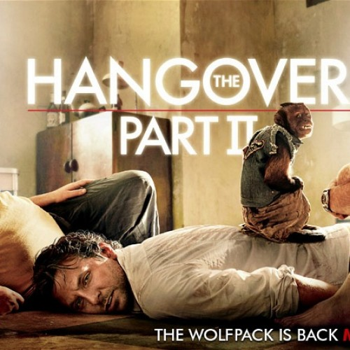 The Hangover Part II: Hangover Harder