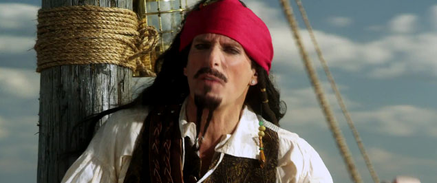 Jack sparrow by the lonely island top ten animated gifs of michael