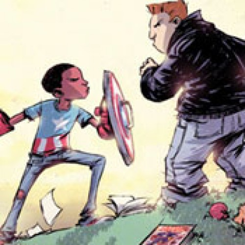 Marvel releases 18 'I am Captain America' Variant Covers