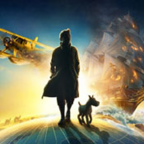 First Adventures of TINTIN Posters Revealed!