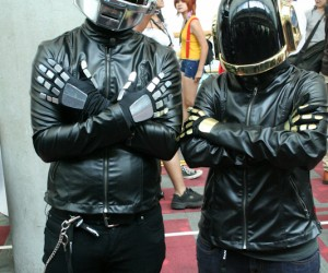 Fanime Cosplay Gallery - Daft Punk
