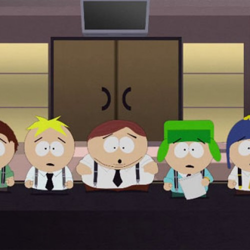 South Park returns this September