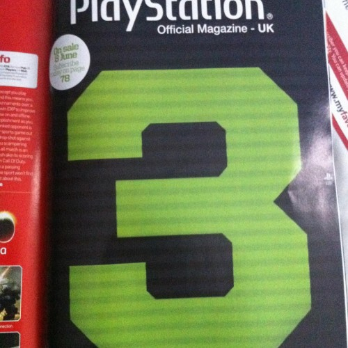 Official PlayStation Magazine Confirms Modern Warfare 3?