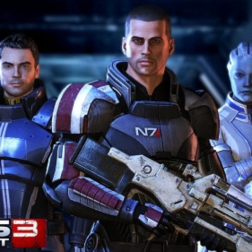 Commander Shepard's Journey Ends with Mass Effect 3
