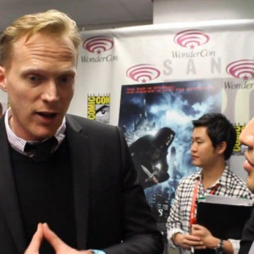 'Priest' Interview with Paul Bettany, Cam Gigandet and Director Scott Charles Stewart