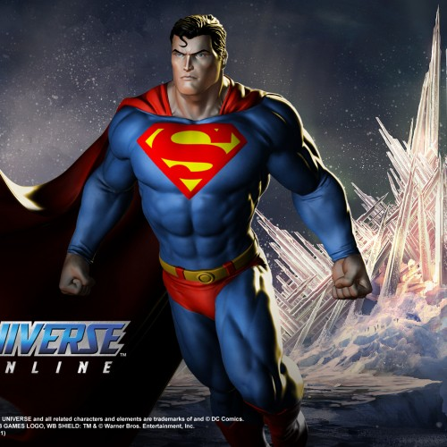 DC Universe Online Fortress of Solitude Update