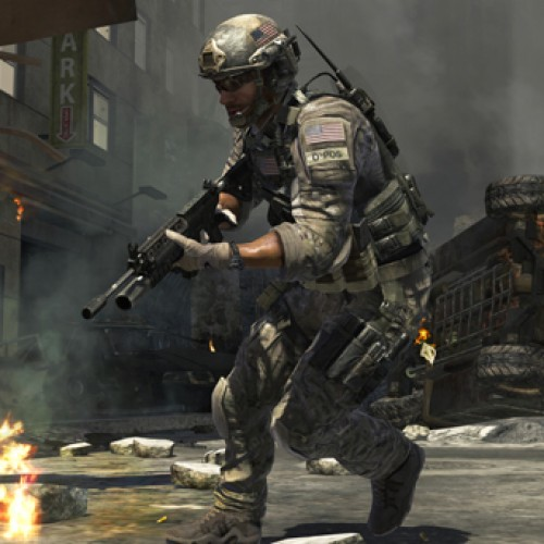 New Modern Warfare 3 Spec-Ops Survival Trailer is Orgasmicly Explosive