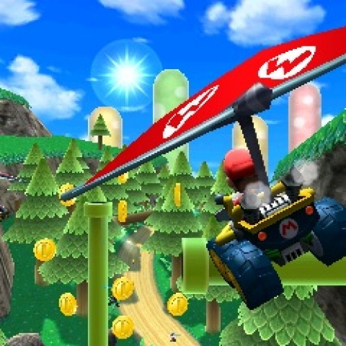 E3 2011: Super Mario and Mario Kart 3DS, Still Surprising After All These Years