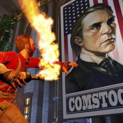 BioShock Infinite at E3 2011