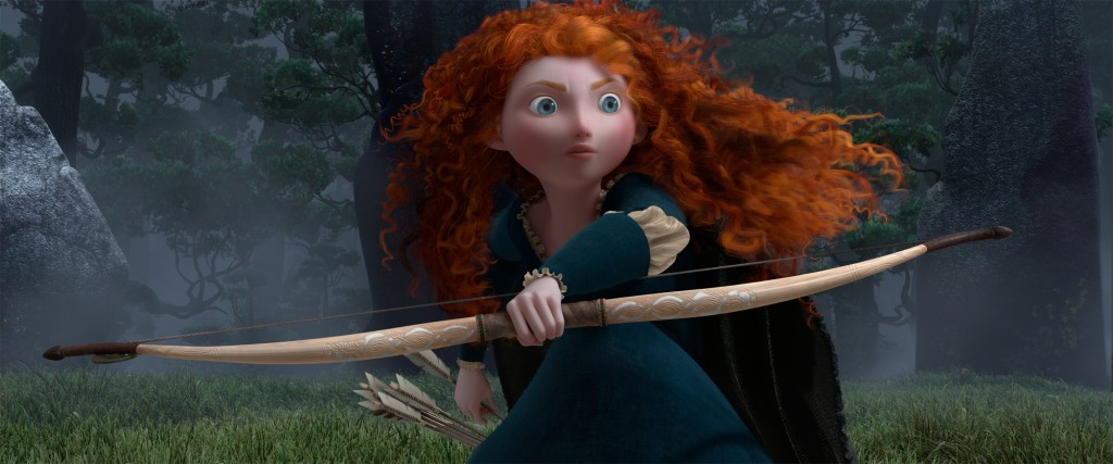 Brave Merida 1024x427 New High Quality Image of Merida of Pixar's Brave