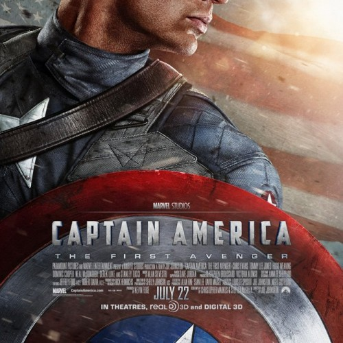 Here's a Very Short Clip from Captain America: The First Avenger