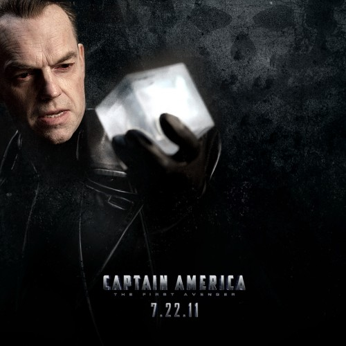 New Captain America Movie Stills and Wallpapers