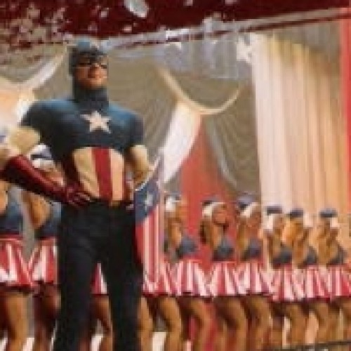 Listen to Captain America's USO Song, 'Star Spangled Man' in Its Entirety