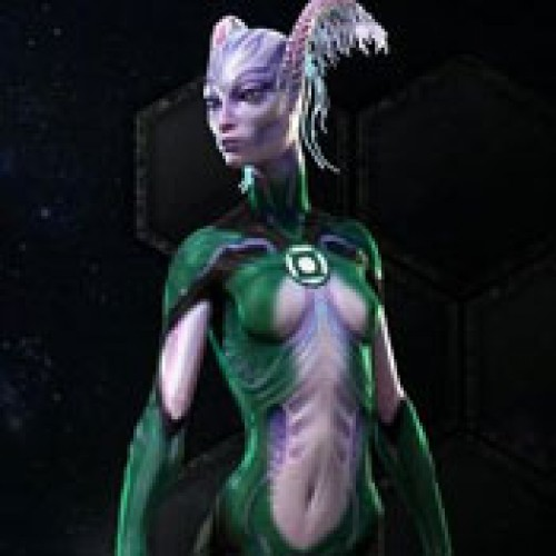 28 members of the Green Lantern Corp revealed