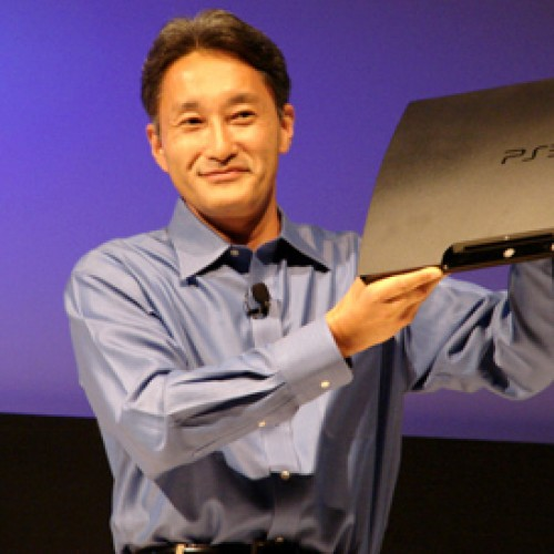 Games Veteran Kazuo Hirai Will Succeed Sir Howard Stringer as Sony's Chief Executive