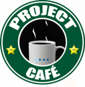 project cafe logo