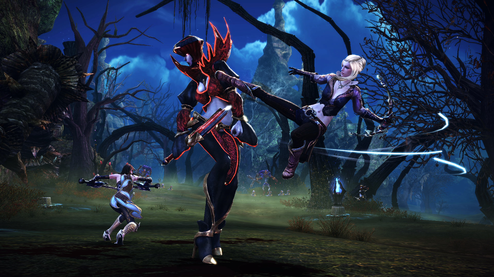 Tera The Action Mmo Finally Gets A Release Date Nerd