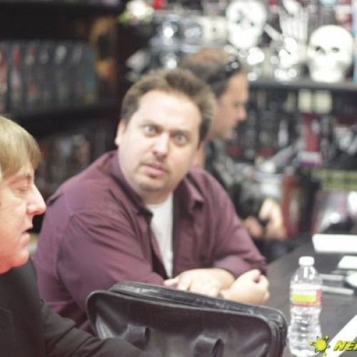 Eight Video Game Composers Descend Upon Dark Delicacies