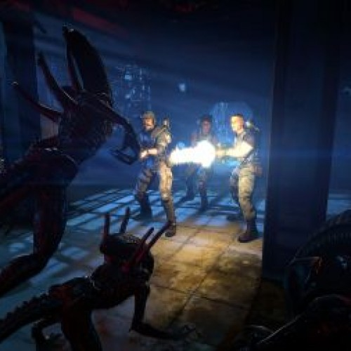 Aliens: Colonial Marines Awakens from Hyper Sleep