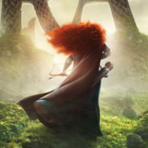 New Teaser Trailer for Disney Pixar's 'BRAVE'