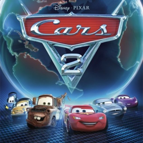 Cars 2 Review: Cars Harder