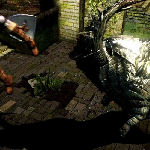 Dark Souls Is More of the Same, and That Same Is Great – E3 Preview