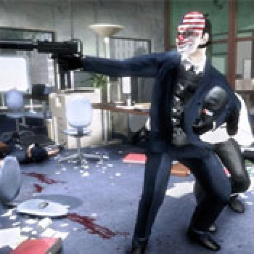 E3: PAYDAY: The Heist Impressions