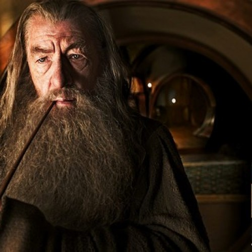 More New Gandalf and Bilbo Images for 'The Hobbit'