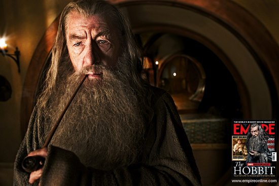 More New Gandalf And Bilbo Images For The Hobbit Nerd Reactor
