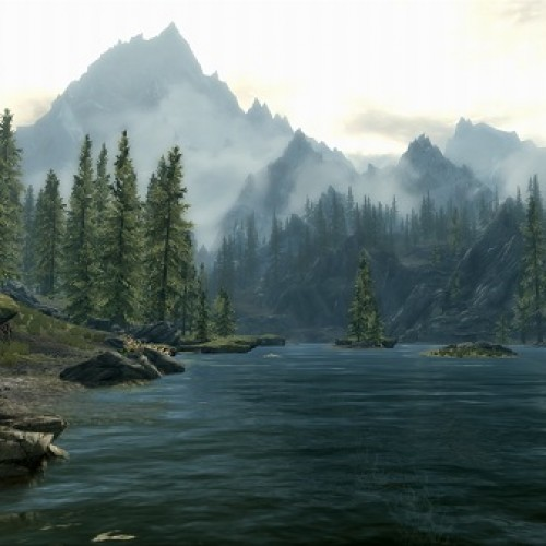 E3 2011: Elder Scrolls V: Skyrim is Served on a Platter of Gold