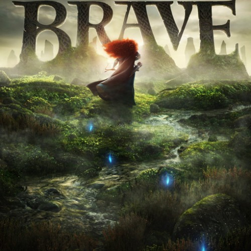 Pixar's Brave has a new theatrical trailer